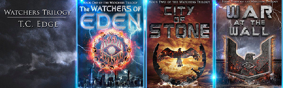The Action and Adventure Books of T C Edge